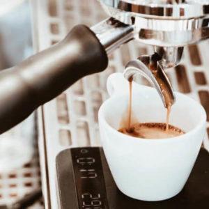 Кофе под эспрессо